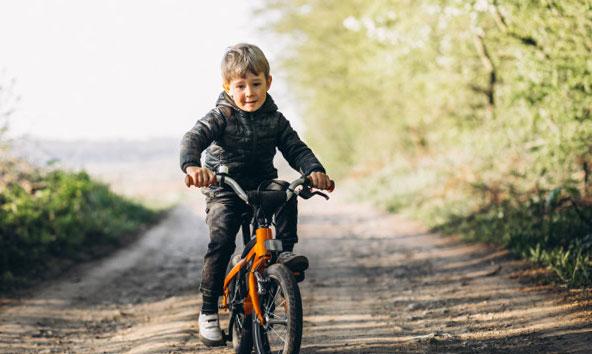 Vélo 14 pouces : pour un enfant de quel âge ?